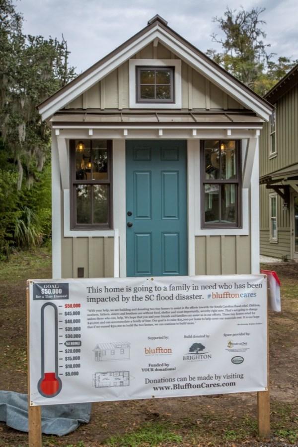 Bluffton Cares Tiny Homes 0028