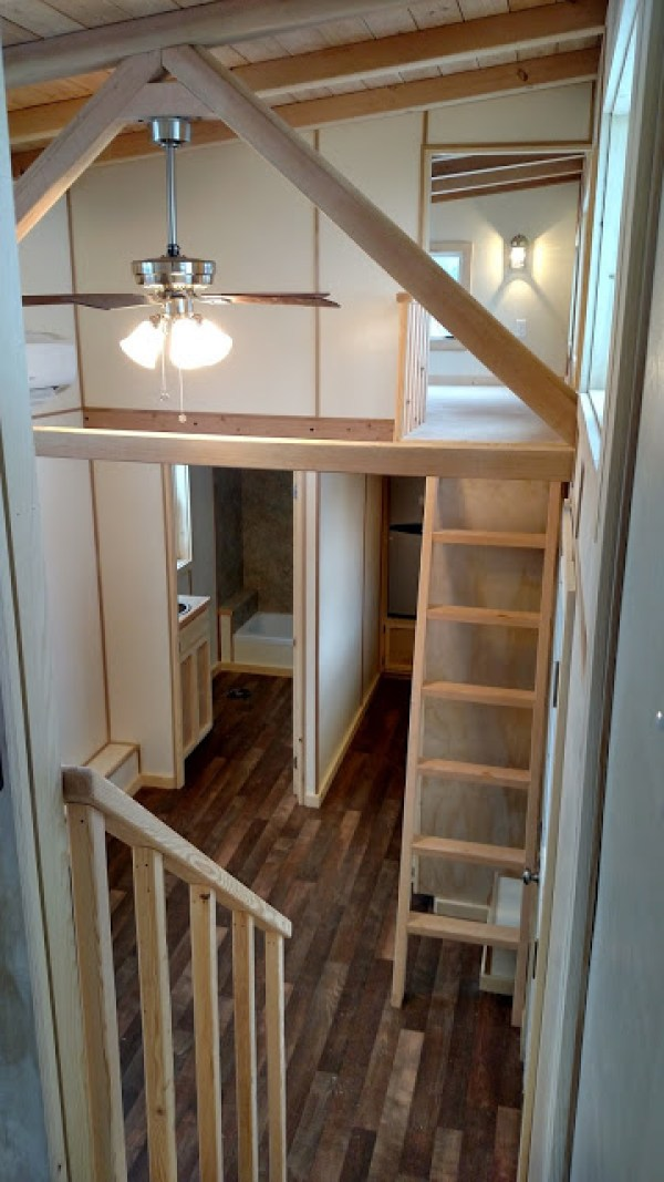 Brighton 8 6 Quot X 24 Thow By Molecule Tiny Homes