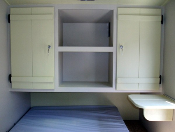 Cabinets With Clip oin Side Table