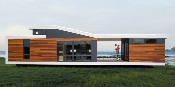 640 Sq. Ft. California Solo 1 Modern Prefab Tiny House