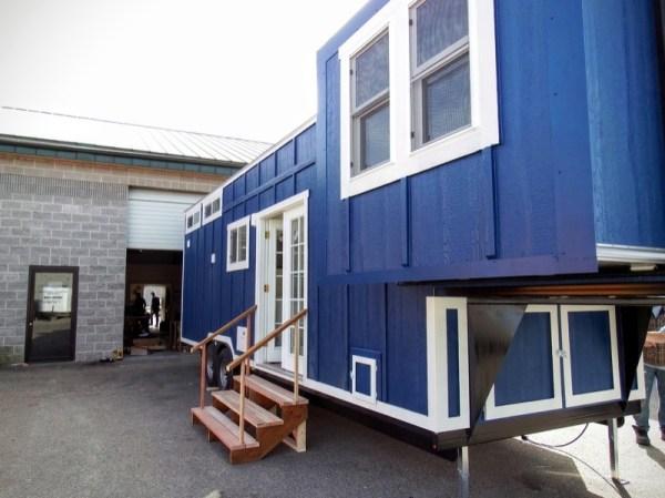 Carpathian Tiny House with Slide Outs by Tiny Idahomes 0036