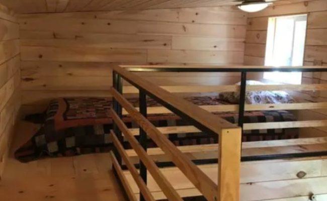 Cedar Hideaway Tiny House In Chesnee South Carolina