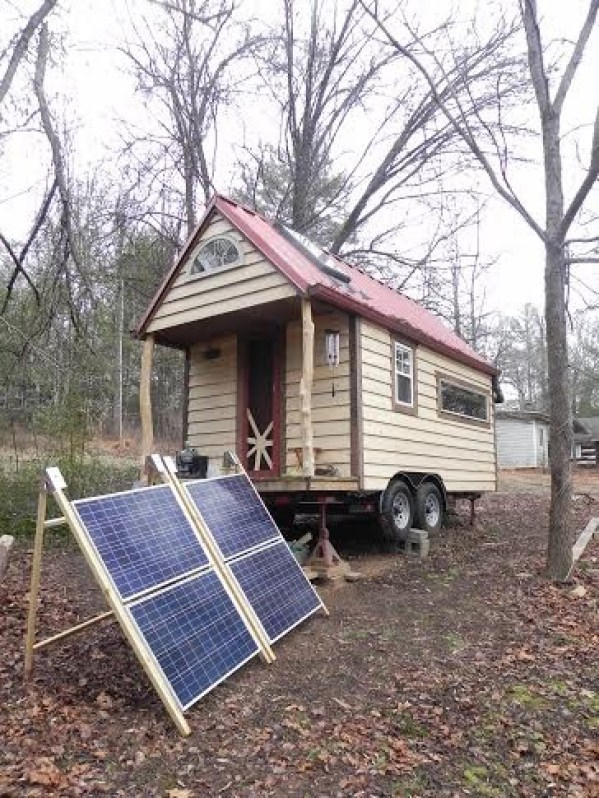 Cheries Off Grid THOW For Sale in Asheville 007