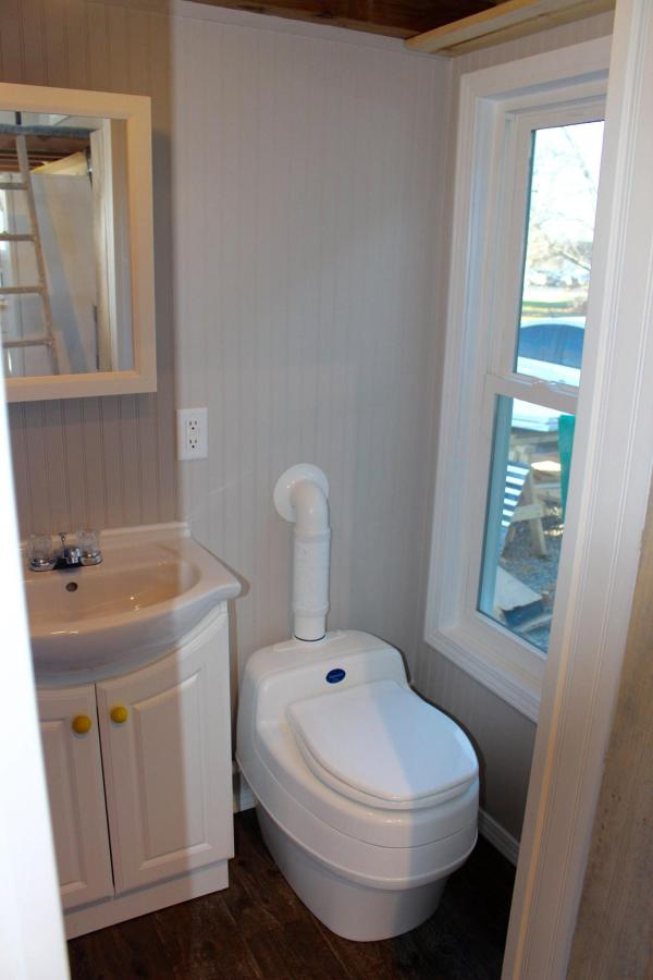 Chic Shack Yellow THOW by Mini Mansions Tiny Home Builders 0031
