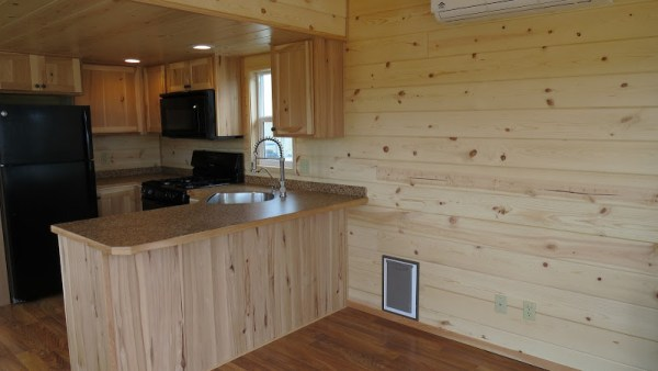 Apartments Less Than 600 Classic Double Loft By Rich's Portable Cedar Cabins