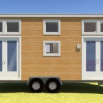 Comptche 24 Tiny House on Wheels 001