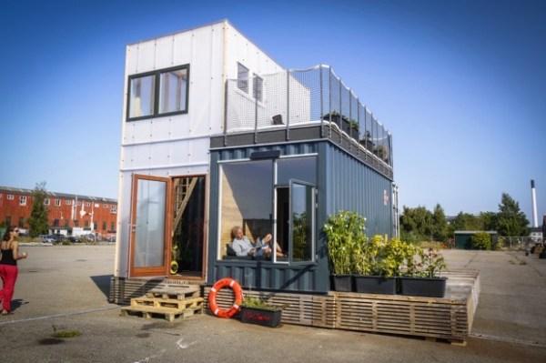 Container Home Village in Copenhagen 001