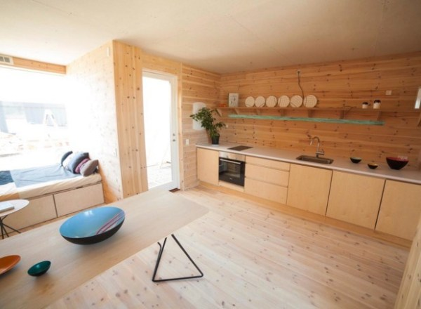 Container Home Village in Copenhagen 002