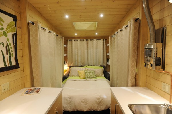 Contemporary Dragonfly Tiny House For Sale 002
