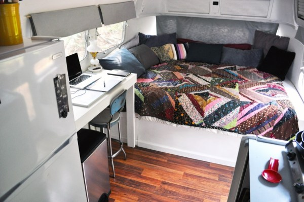Couple Living in 78 Airstream Tiny Home 0013