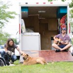 Couple with Two Dogs Traveling in a Stealth Tiny House 001