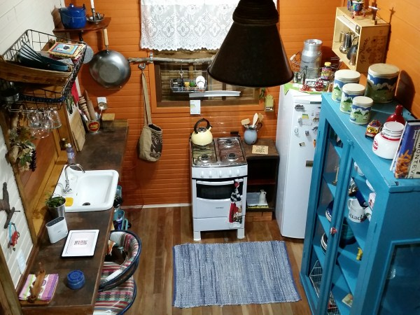 Couple's 160 Sq. Ft. Tiny Home in Brazil 004