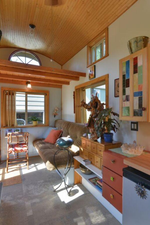 Couple's $25k DIY Smouse Tiny House on Wheels 005