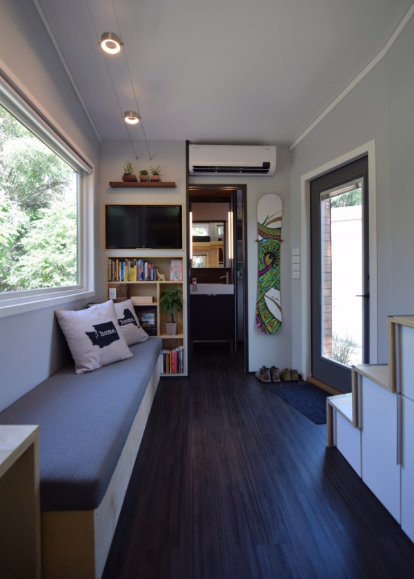 Couples Finished SHEDsistence Tiny Home 0016