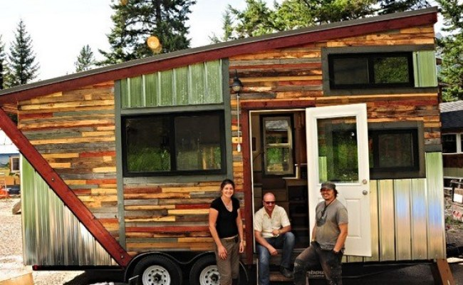 Tiny House Community In Canada