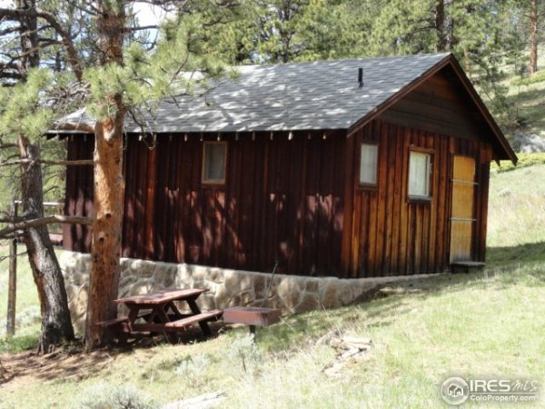 Cozy Little Mountain Cabin on 3 Acres For Sale