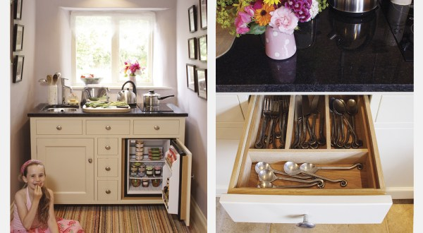 Culshaw Kitchenettes: Furniture for Tiny Houses
