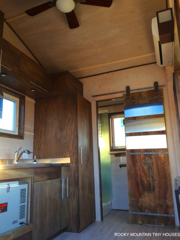 Curved Roof Tiny Home 003