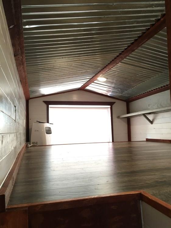 Custom 24ft Tiny Home with Oversized Loft 0010