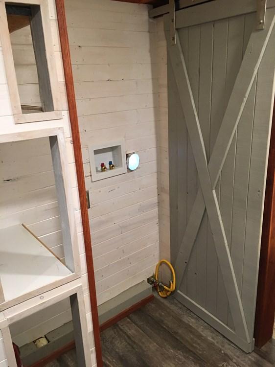 Custom 24ft Tiny Home with Oversized Loft 007