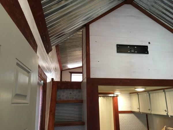 Custom 24ft Tiny Home with Oversized Loft 009