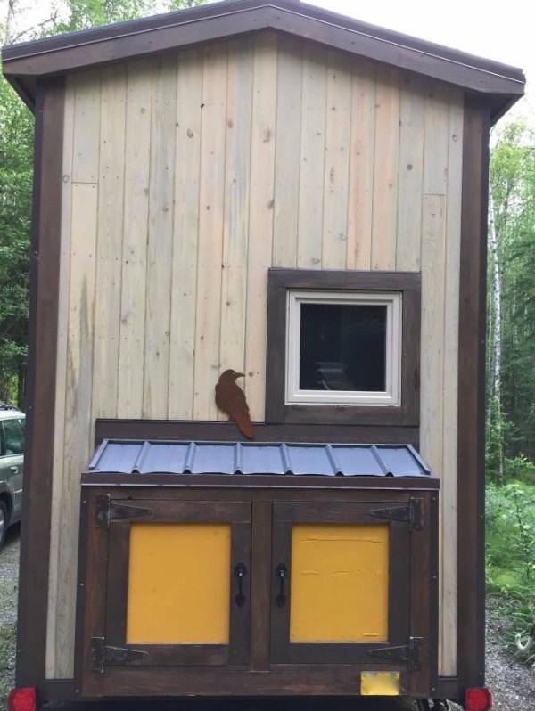 Custom $35k Tiny House 0013