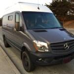 Custom 4×4 Diesel Sprinter Adventure Van 002