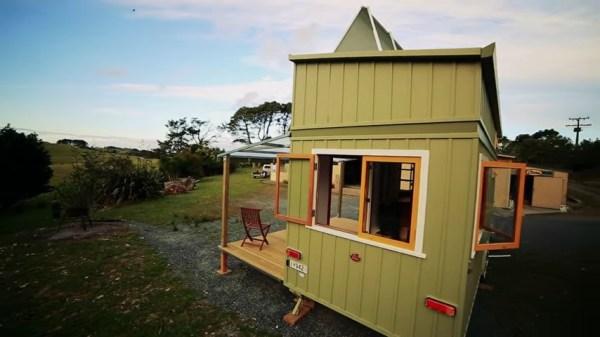 Custom Tiny House Built for Full Time Living 0011