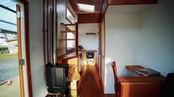 Custom Tiny House Built for Full Time Living 002