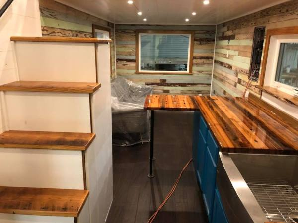 Custom Tiny House by Wasted Time LLC 0011