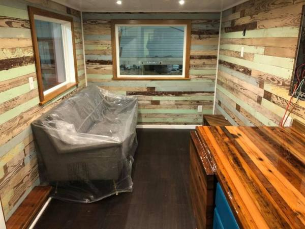 Custom Tiny House by Wasted Time LLC 0013