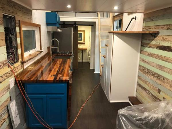 Custom Tiny House by Wasted Time LLC 0014