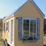 Dallas Texas Quaint Tiny Cottage On Wheels
