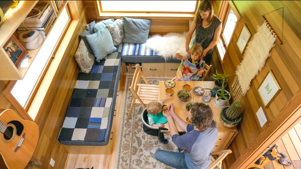Debt Free tiny house fimily of 4 – Exploring Alternatives 2