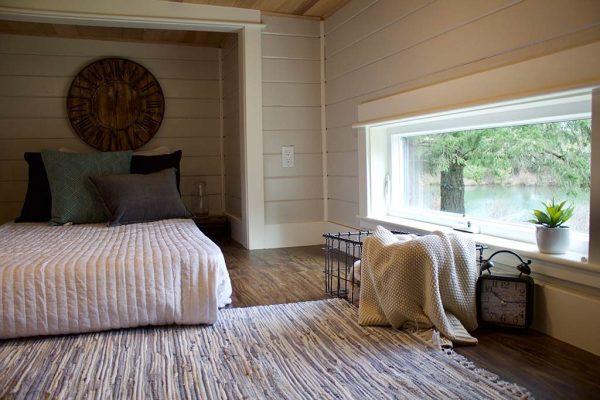 Double Loft Luxury Big Outdoors Tiny House by Tiny Heirloom 0012