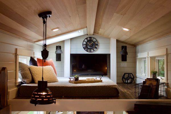Double Loft Luxury Big Outdoors Tiny House by Tiny Heirloom 008