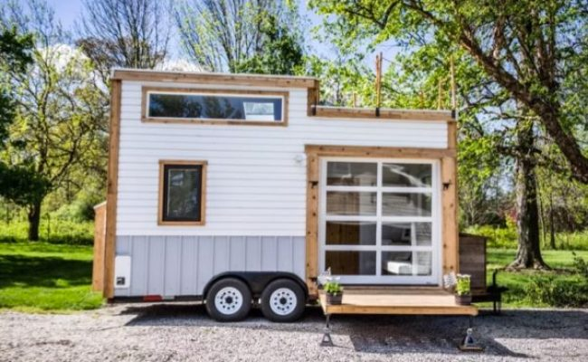 Two Deck Indianapolis Tiny House In Zionsville Indiana