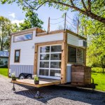 Dual Deck Tiny House Vacation in Zionsville, Indiana 009