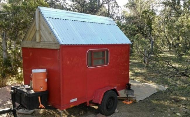 Dustin Kim S 800 Diy Micro Camper Built In 3 Weeks