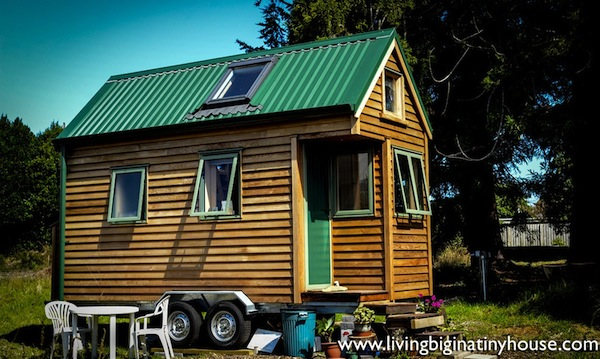 © Living Big in a Tiny House