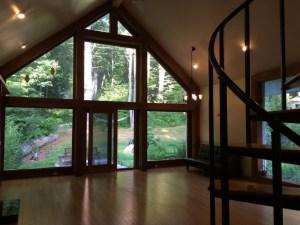 Eco Barn Cabin in Monroe 004
