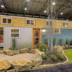 Empty Nester Shipping Container Tiny House 001