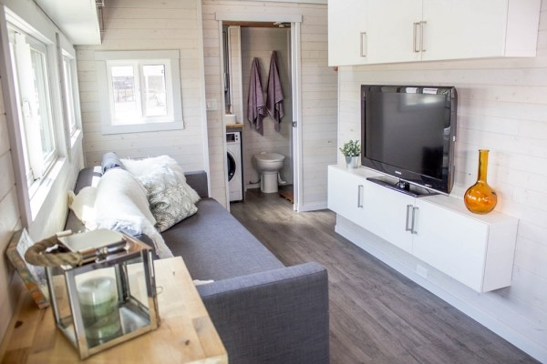 Expanding Tiny House For Sale with Slide Outs 002