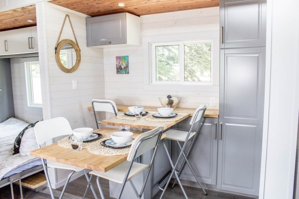 Expanding Tiny House For Sale with Slide Outs 004
