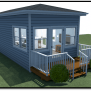Code Compliant Tiny House For Florida