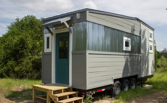 Falling Leaves Tiny Home For Sale In Cedar Park Texas