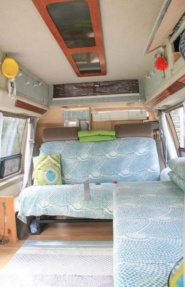 Familys G20 Van Tiny Home For Sale 0021