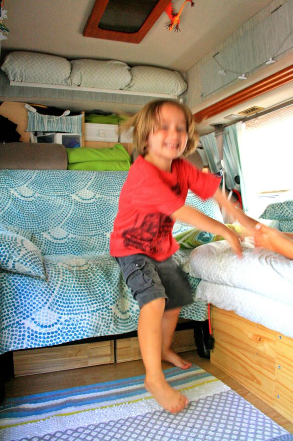 Familys G20 Van Tiny Home For Sale 009