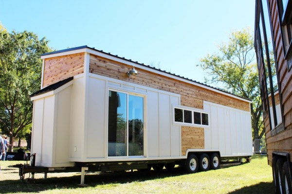 For Sale – The Everest Tiny House From Mustard Seed Back