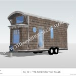Free Tiny House Plans Bohemian THOW 001